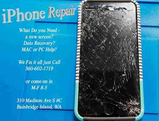 Screen Repair Bainbridge Island